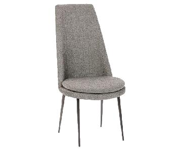 West Elm Finley High-Back Upholstered Dining Chair