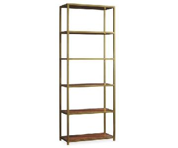 Hooker Furniture Walnut Etagere
