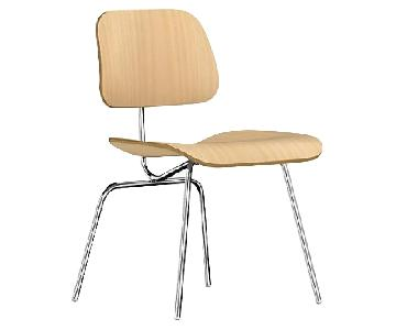 Herman Miller Eames Molded Plywood Dining Chairs