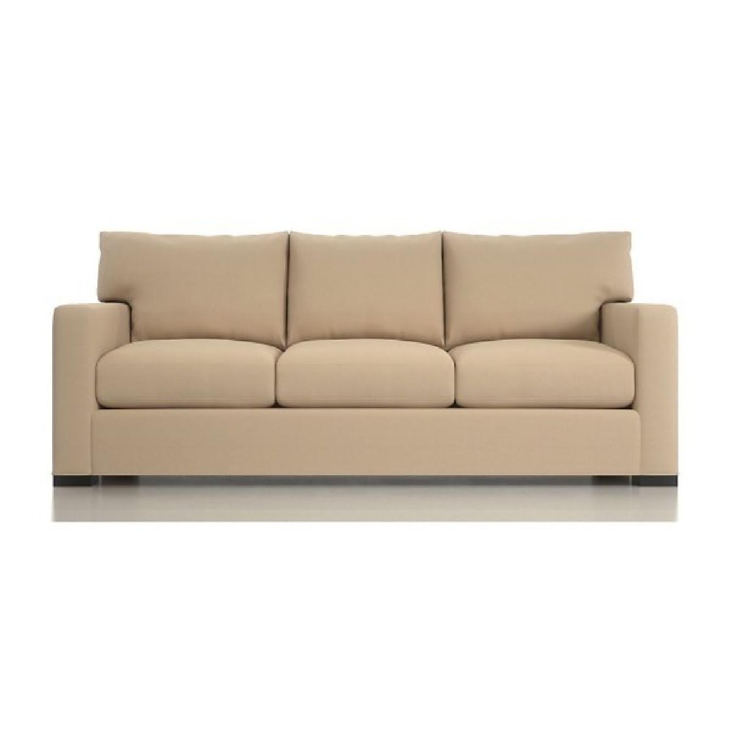 Crate & Barrel Axis II 3-Seater Sleeper Sofa