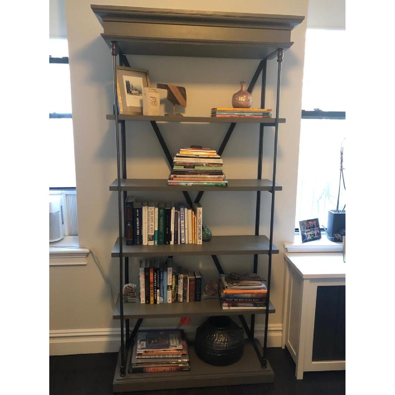 Restoration Hardware Bookshelf-0