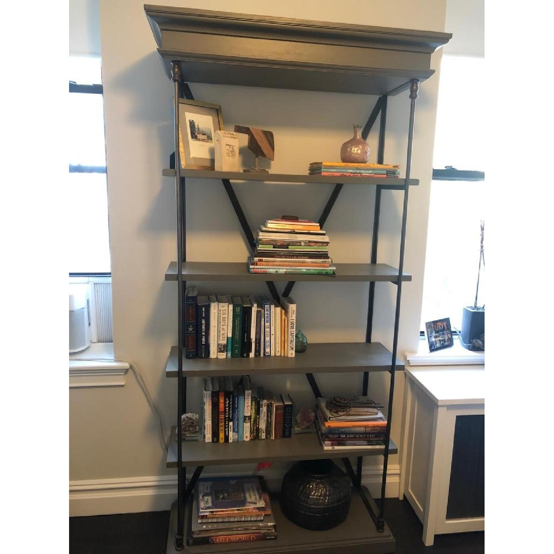Restoration Hardware Bookshelf-1