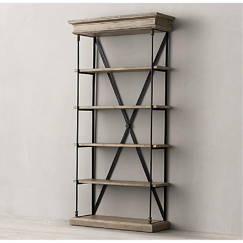 Restoration Hardware Bookshelf-4