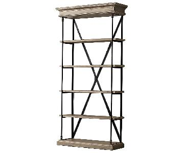 Restoration Hardware Bookshelf