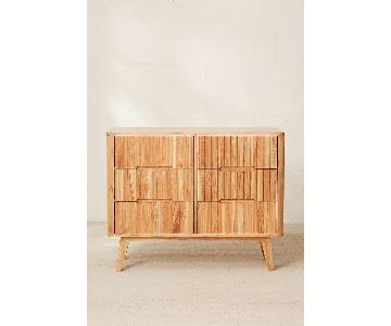 Urban Outfitters Petra 6 Drawer Dresser