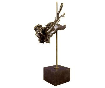 Statue Marble Figurine