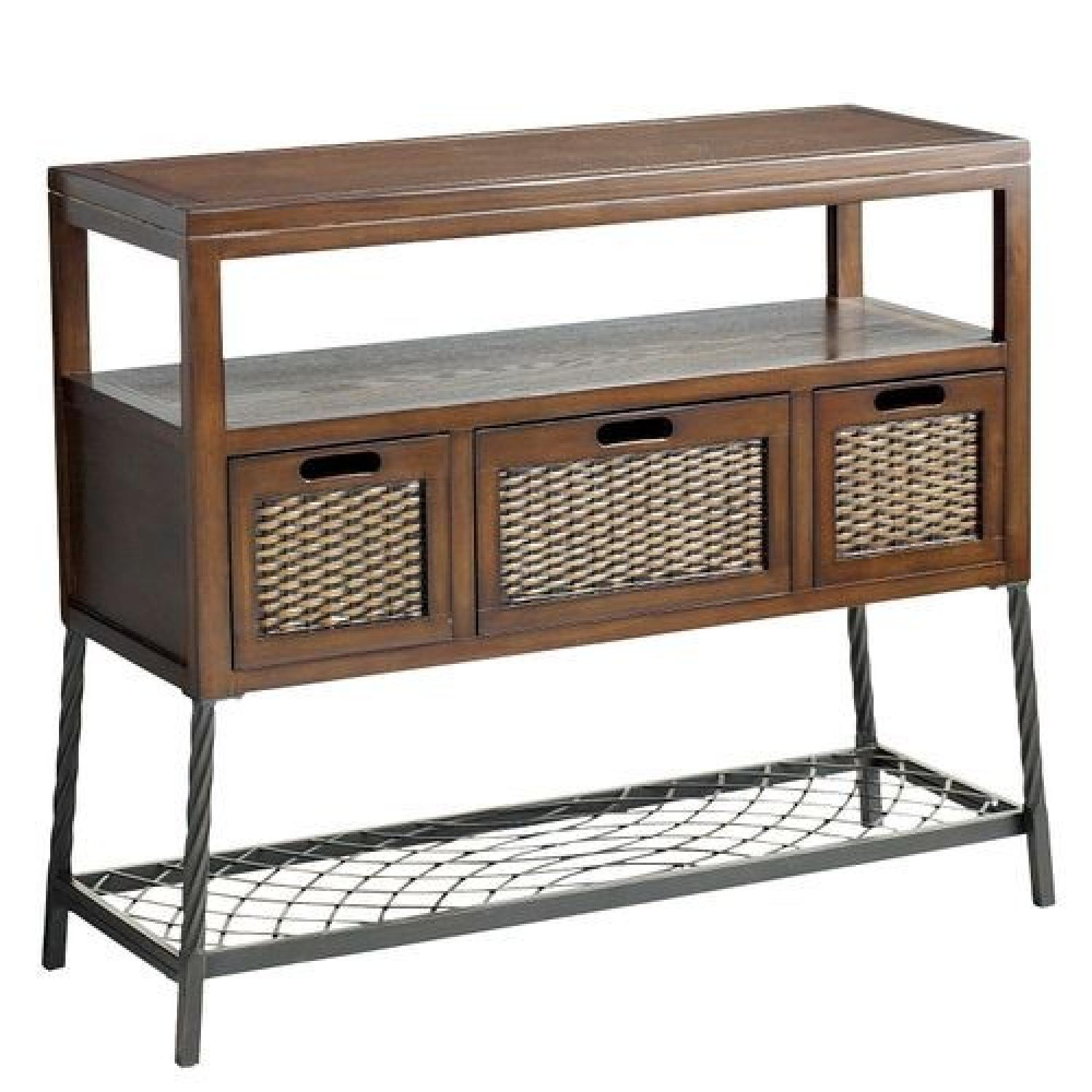 Pier 1 Logan Collection Console Table
