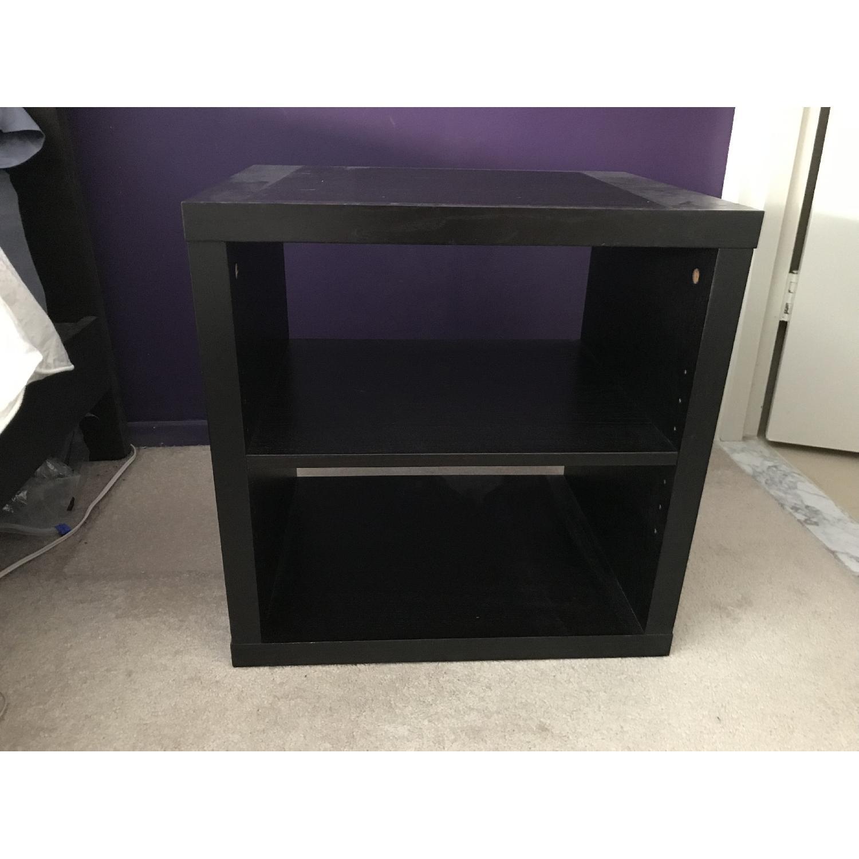 Ikea Kallax Shelving Unitnightstand Aptdeco