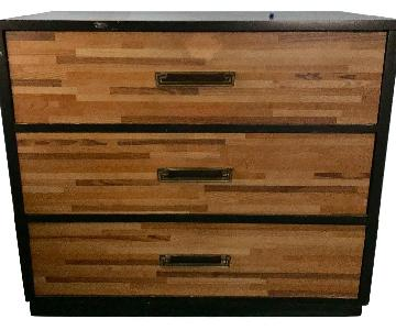 Low Rise Chest of Drawers