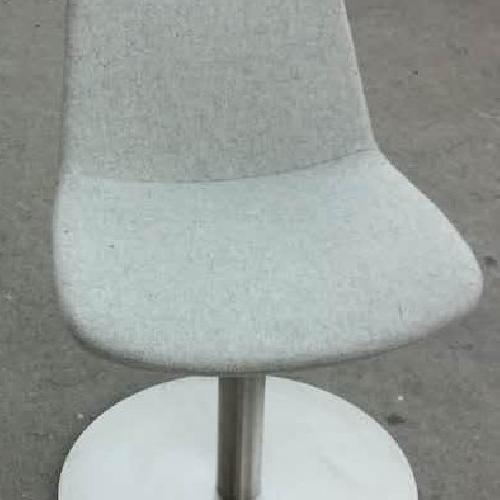Used SohoConcept Swivel Accent/Dining Chair in Light Wool Fabric  for sale on AptDeco