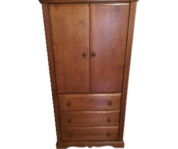 Dutailier Armoire + Changing Table