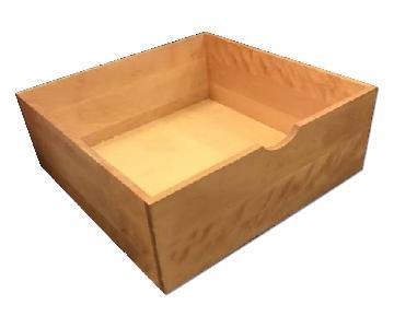 Pompanoosuc Mills Storage Box