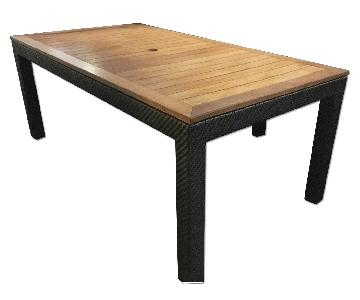 Design Within Reach Outdoor Dining Tables