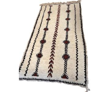 Foyer Moroccan Area Rug