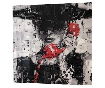 Limited Edition Derek Gores Frameless Collage