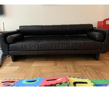 Vladimir Kagan American Leather Matinee Sofa/Daybed