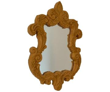 Rustic Regal Mirror