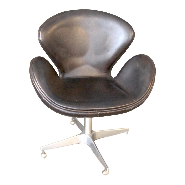 Restoration Hardware Devon Aviator Swivel Chairs