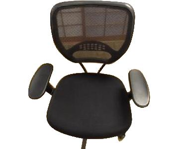 Office Star Products Black Office Chair