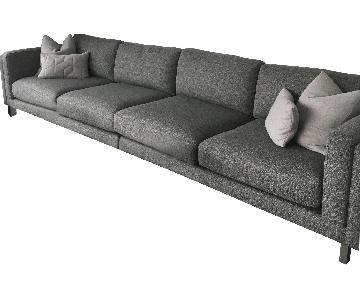 Room & Board Cade Custom 2-Piece Sofa
