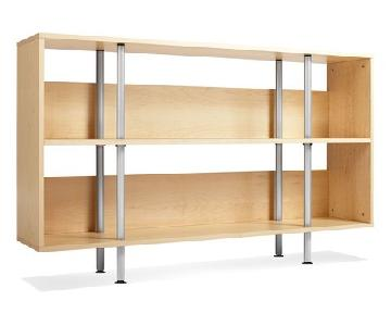 Blu Dot Chicago Lowboy Bookcase