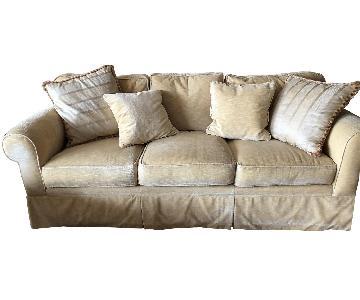 Classic Sofa Bently Panel Arm Sofa