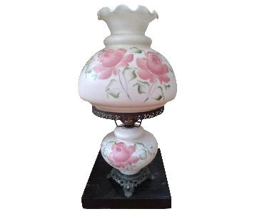 Accurate Casting Vintage Hurricane Lamp