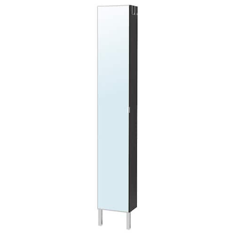 Ikea lillangen Full Length Mirror Cabinet