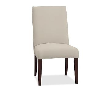 Pottery Barn PB Comfort Square Upholstered Dining Chairs