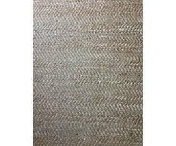 Calypso St. Barth Metallic & Jute Area Rug