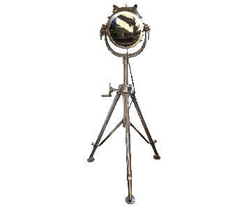 Restoration Hardware Royal Master Sealight Floor Lamp