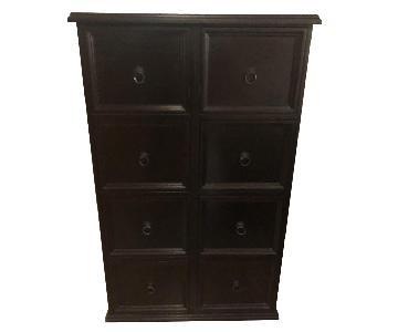Custom 8 Drawer File Cabinet/Dresser