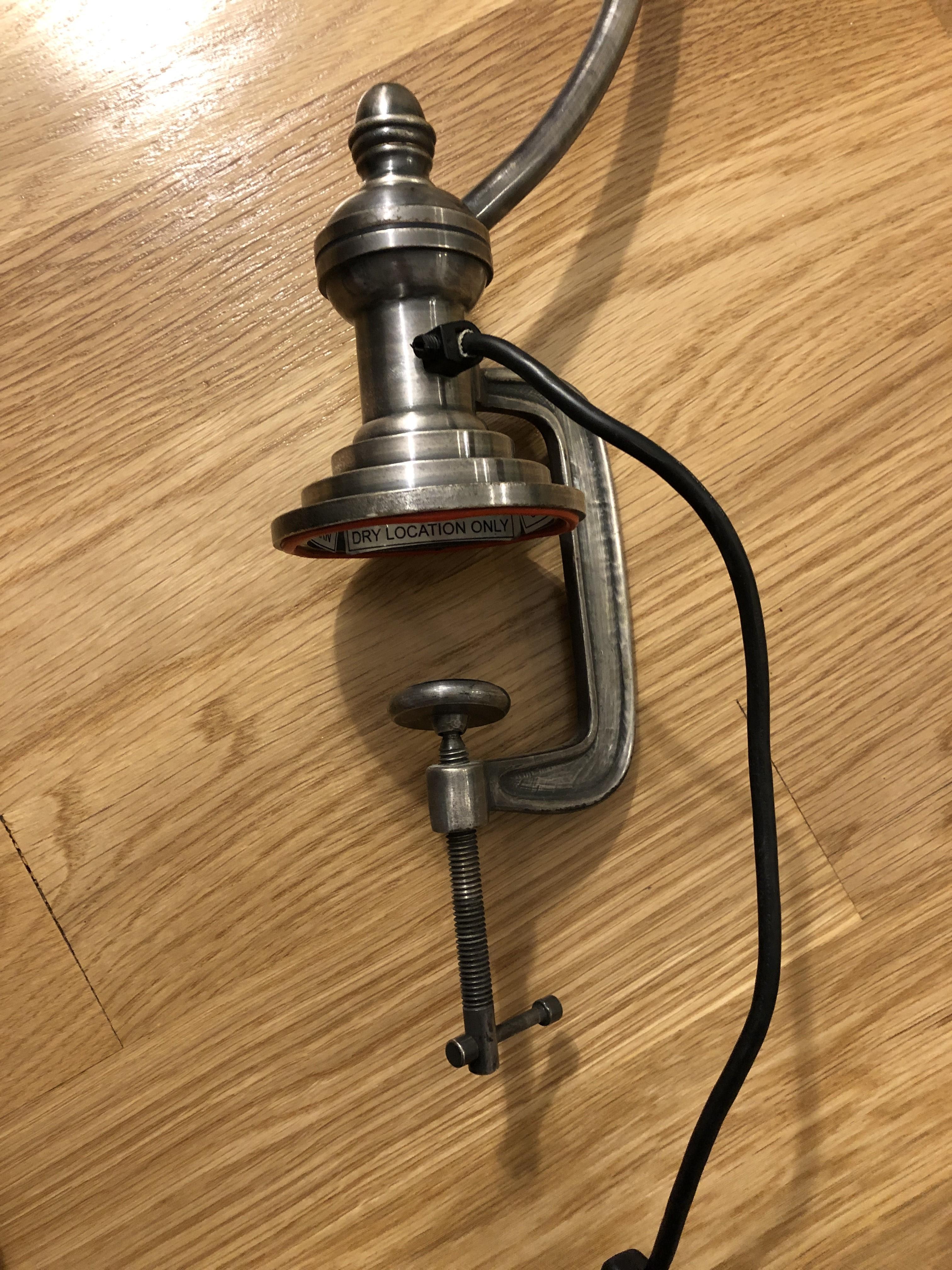 Pottery Barn Studio Light Desk Lamp
