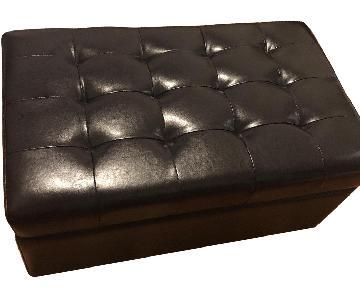 Designe Gallerie Leather Storage Box