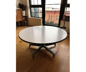 Eames-Style Mid Century Coffee Table