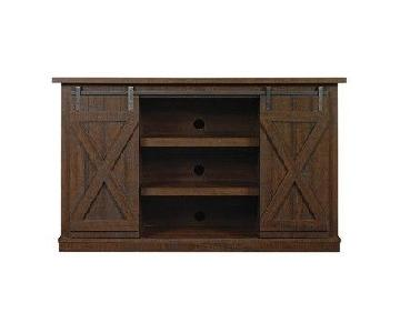Wayfair Bluestone Media Cabinet