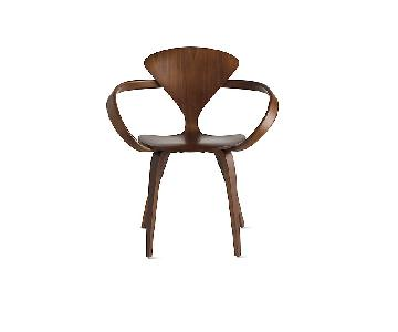 Design Within Reach Cherner Walnut Arrmchair