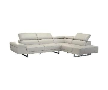 Safavieh Hayes Right-Facing Chaise Sectional Sofa