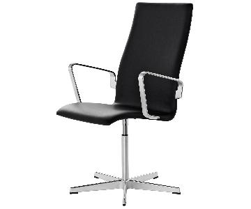 Fritz Hansen Oxford Office Chairs