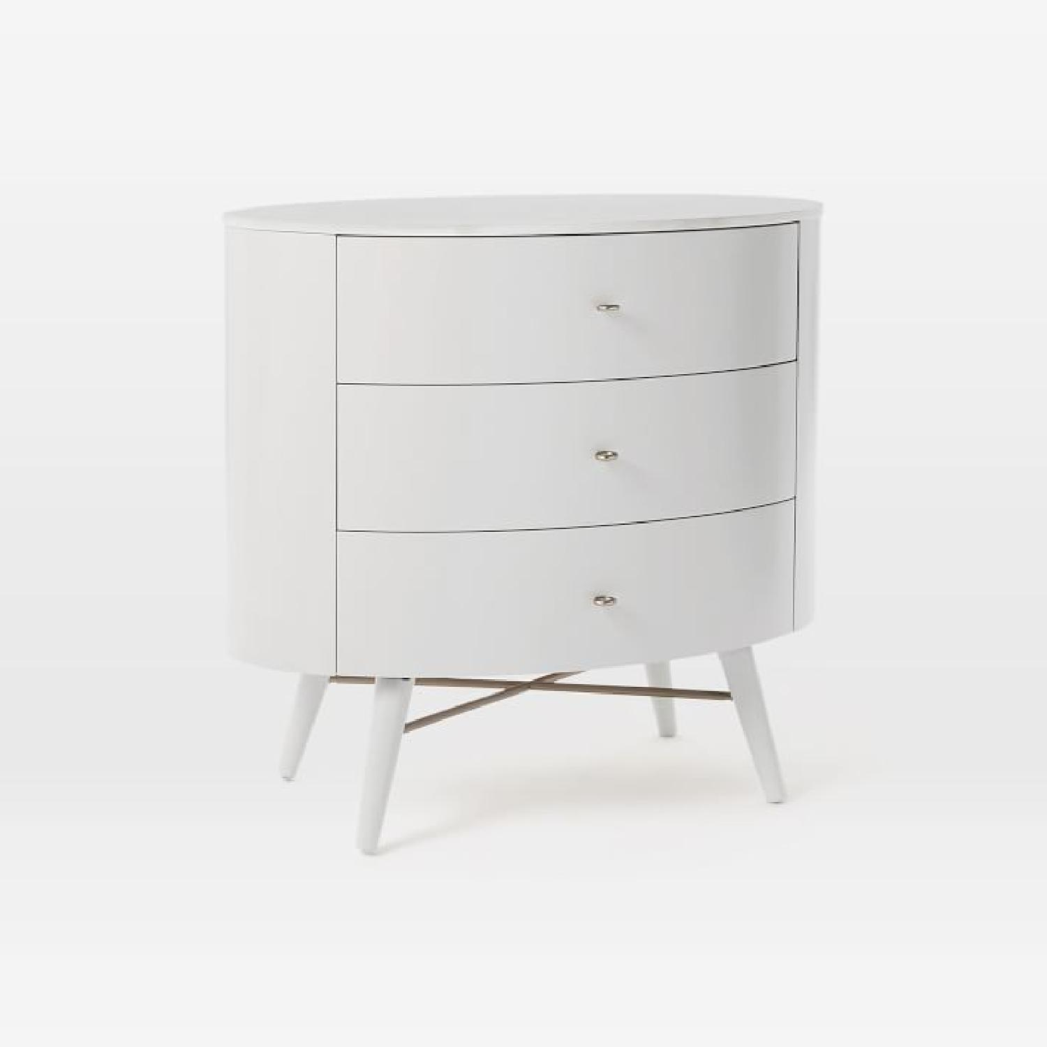 West Elm Penelope 3 Drawer Dresser - image-1