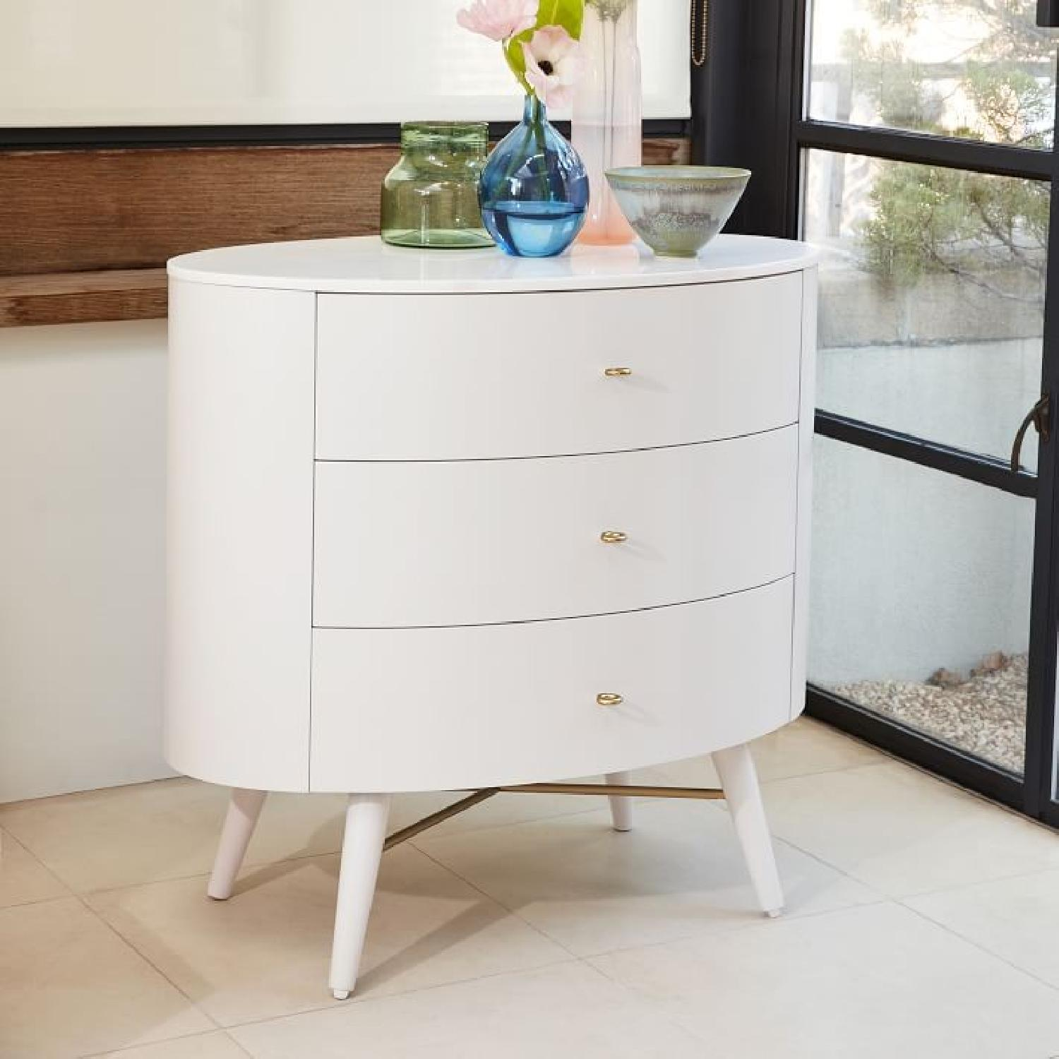 West Elm Penelope 3 Drawer Dresser - image-2