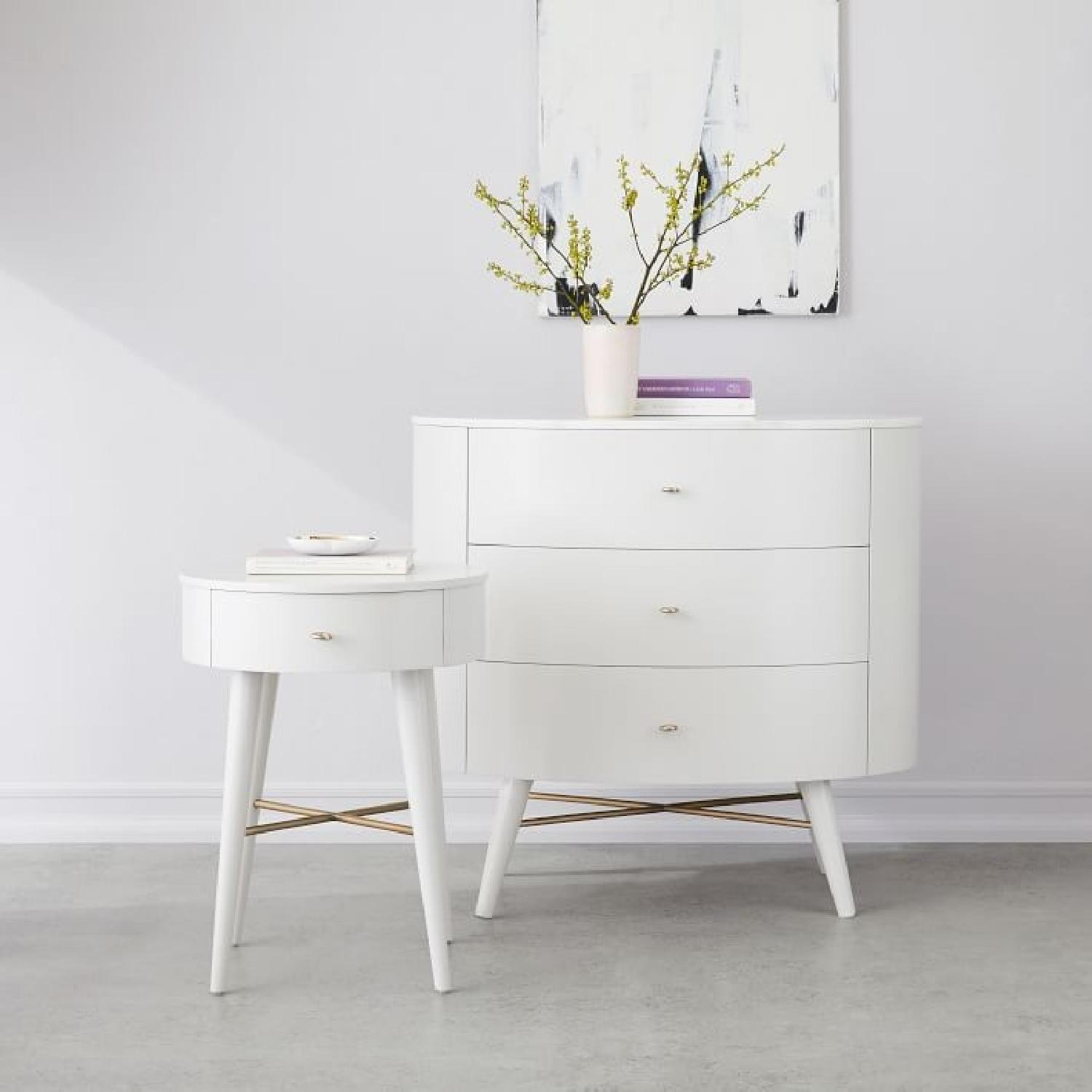 West Elm Penelope 3 Drawer Dresser - image-4