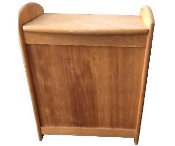 Wooden Chest /Hamper