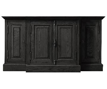 Restoration Hardware French Panel Media Console