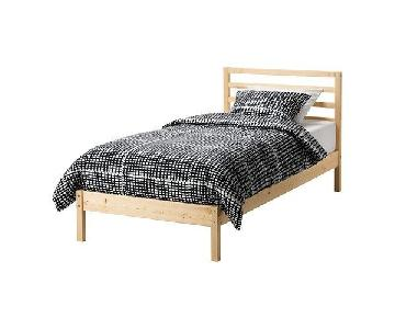 Ikea Tarva Twin Size Bed