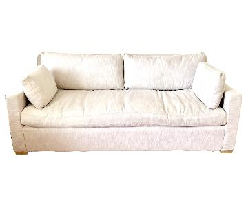 Restoration Hardware Upholstered Sofa