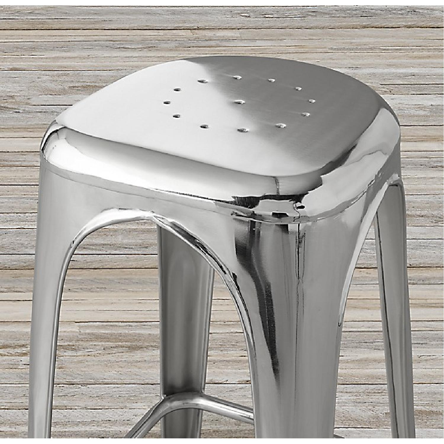 Restoration Hardware Remy Backless Counter Stools-1
