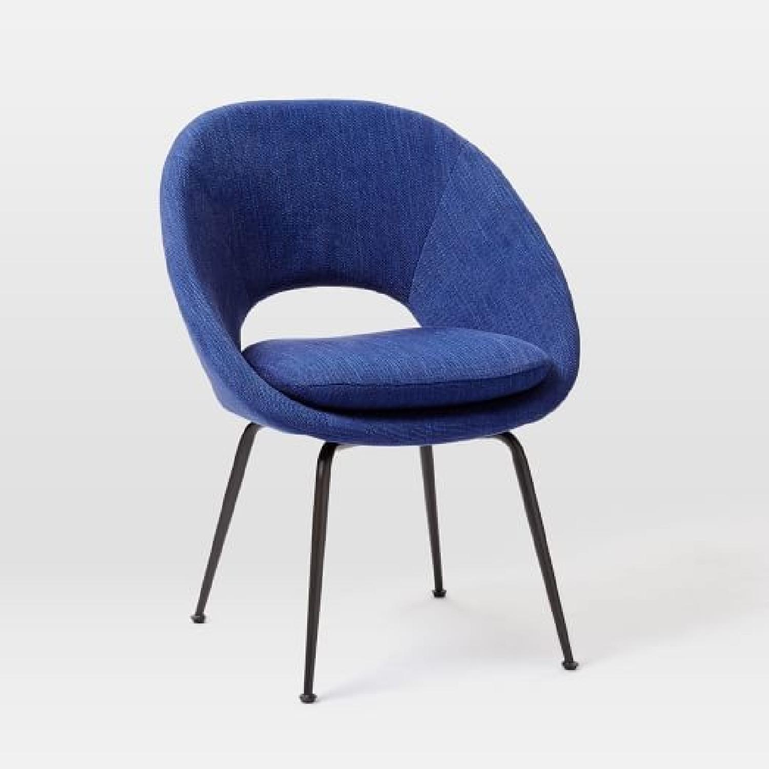 West Elm Orb Dining Chair-1