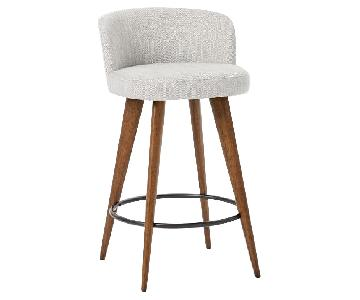 West Elm Abrazo Counter Stool