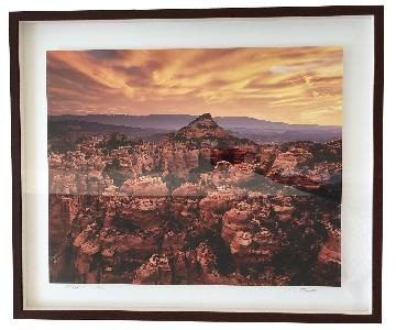 Bryce Canyon Framed Limited Edition Photo Print